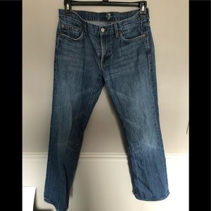 7 for all Mankind Bootcut Jeans Size 33